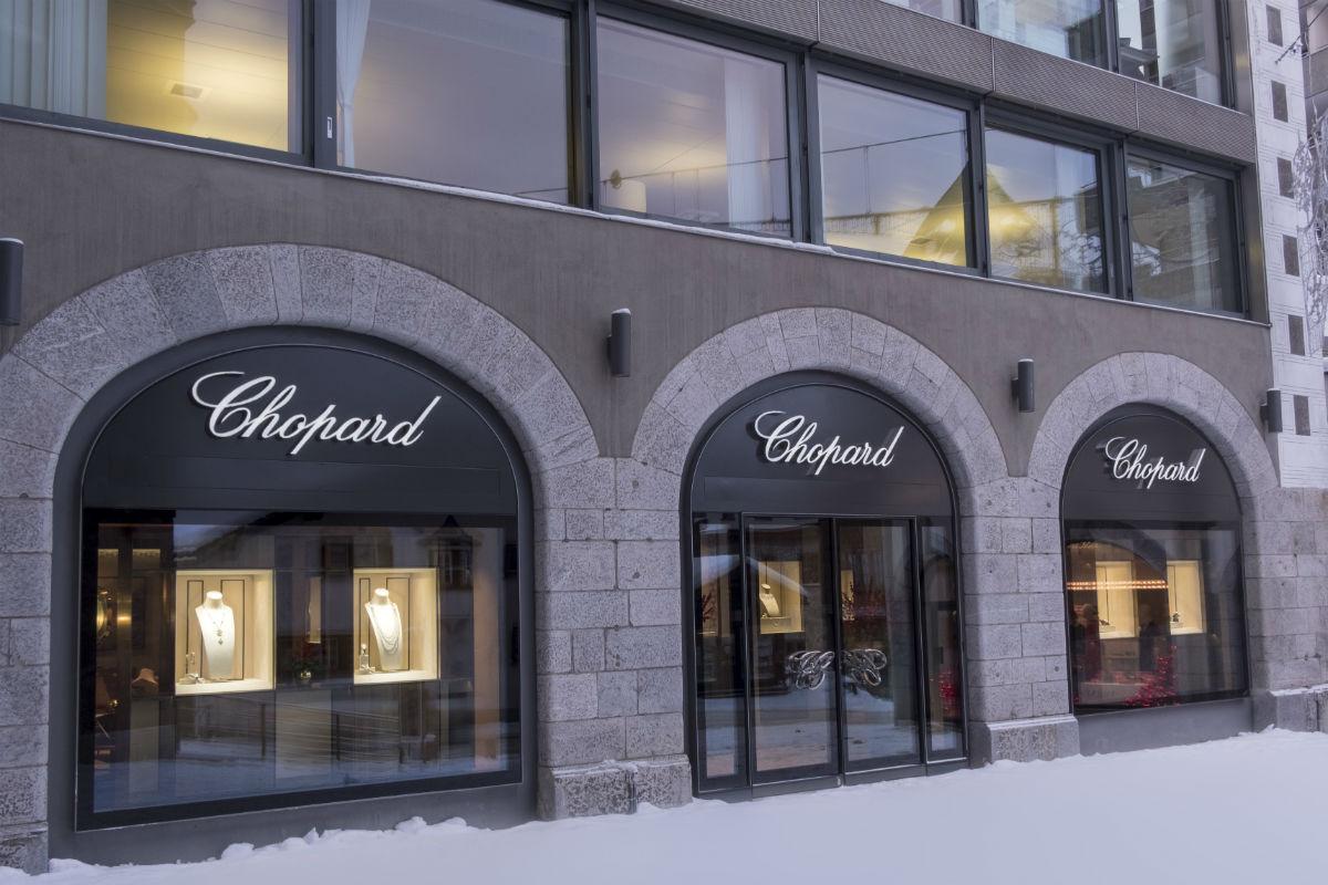 Chopard abre boutique en St. Moritz