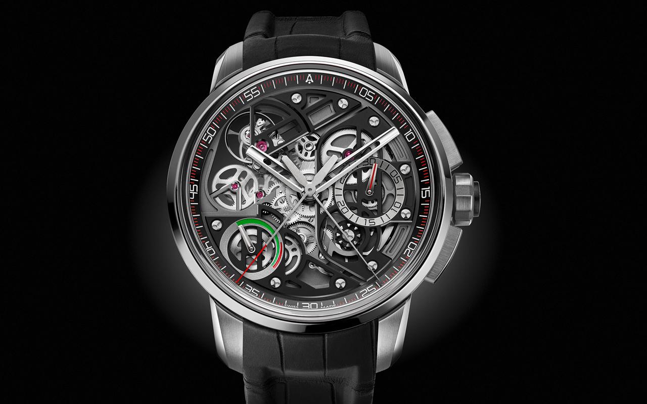 Angelus reinventa el 'haucing' horlogerie