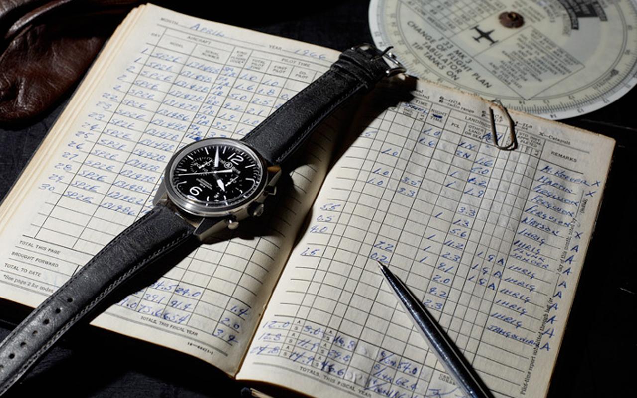 Bell & Ross, un reloj de altura