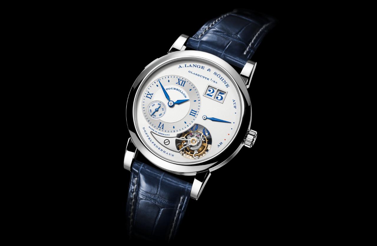 A. Lange & Söhne, tiempo e innovación