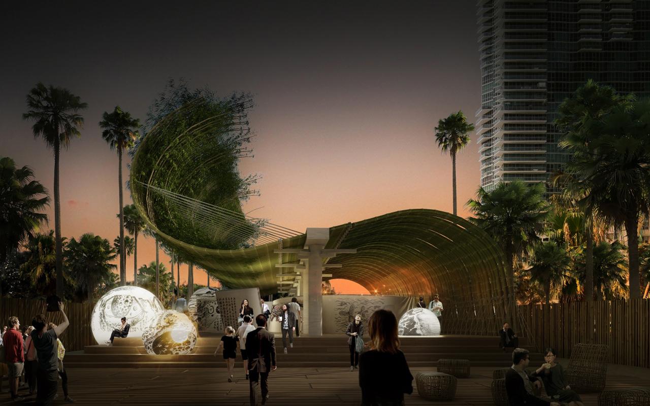 Audemars Piguet y Sun Xun toman Art Basel Miami