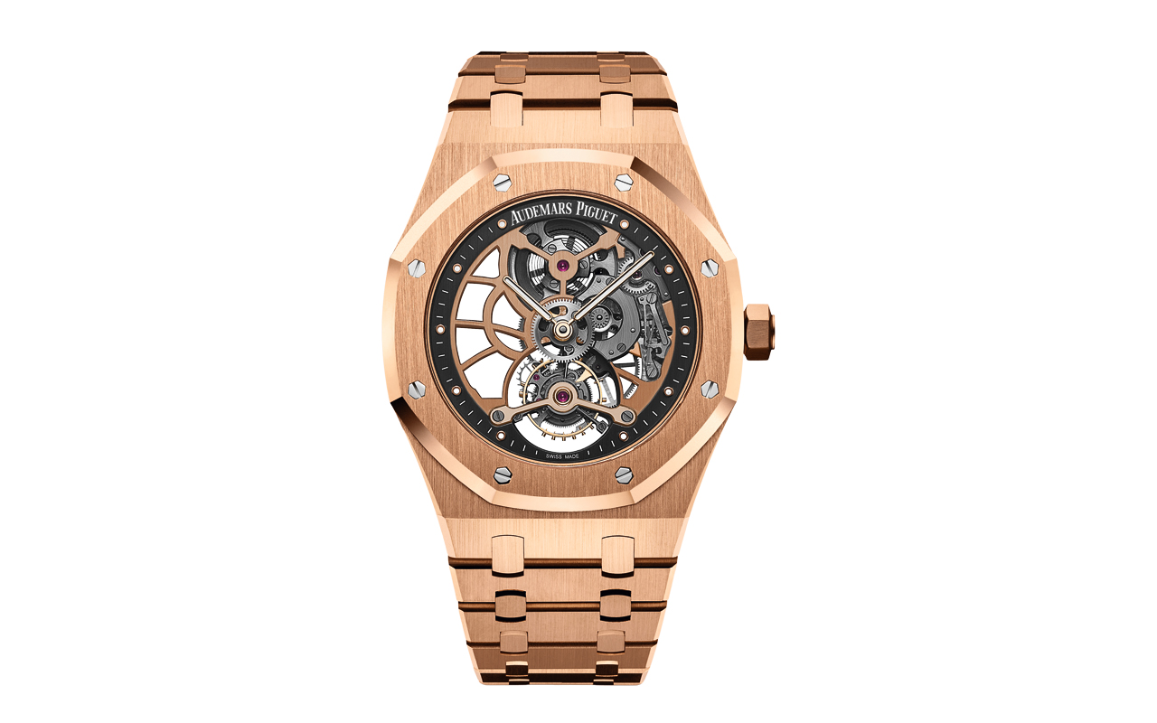 Audemars Piguet Royal Oak Tourbillon Extra-Thin Openworked, nuevas versiones