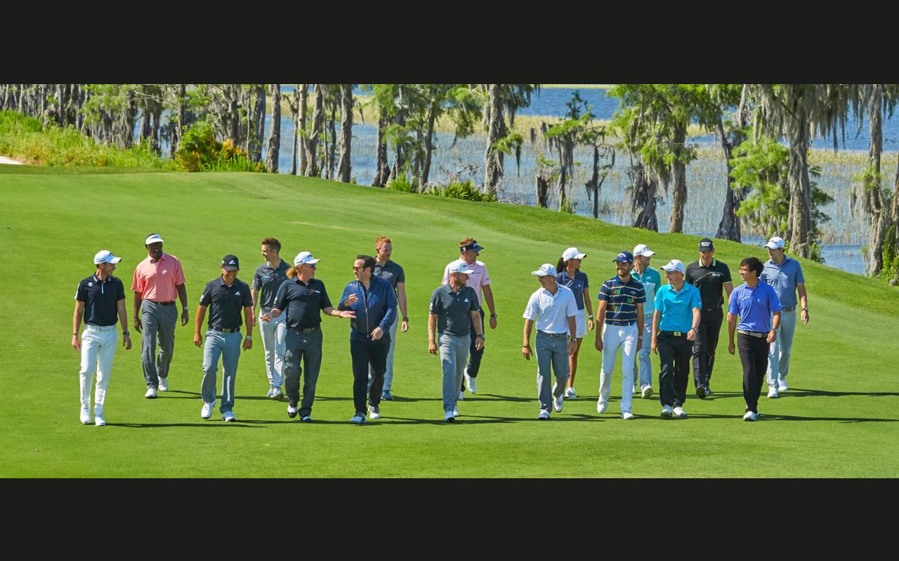 Audemars Piguet reúne a su Golf Dream Team en Orlando