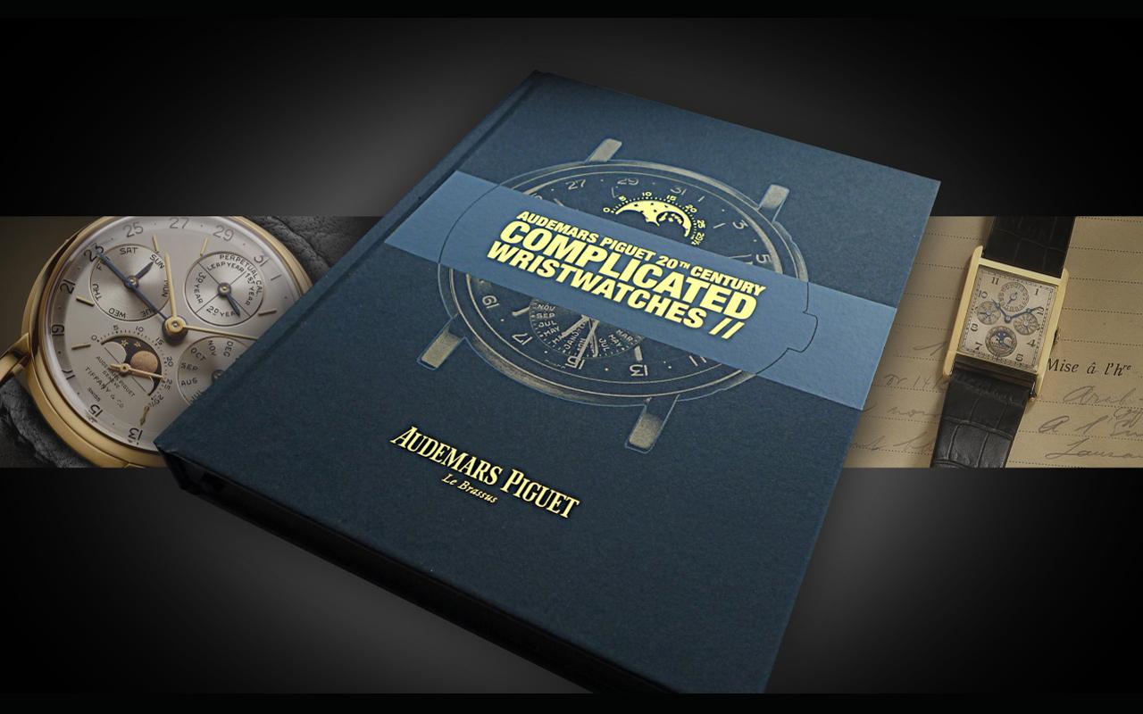 Audemars Piguet publica libro de sus piezas maestras
