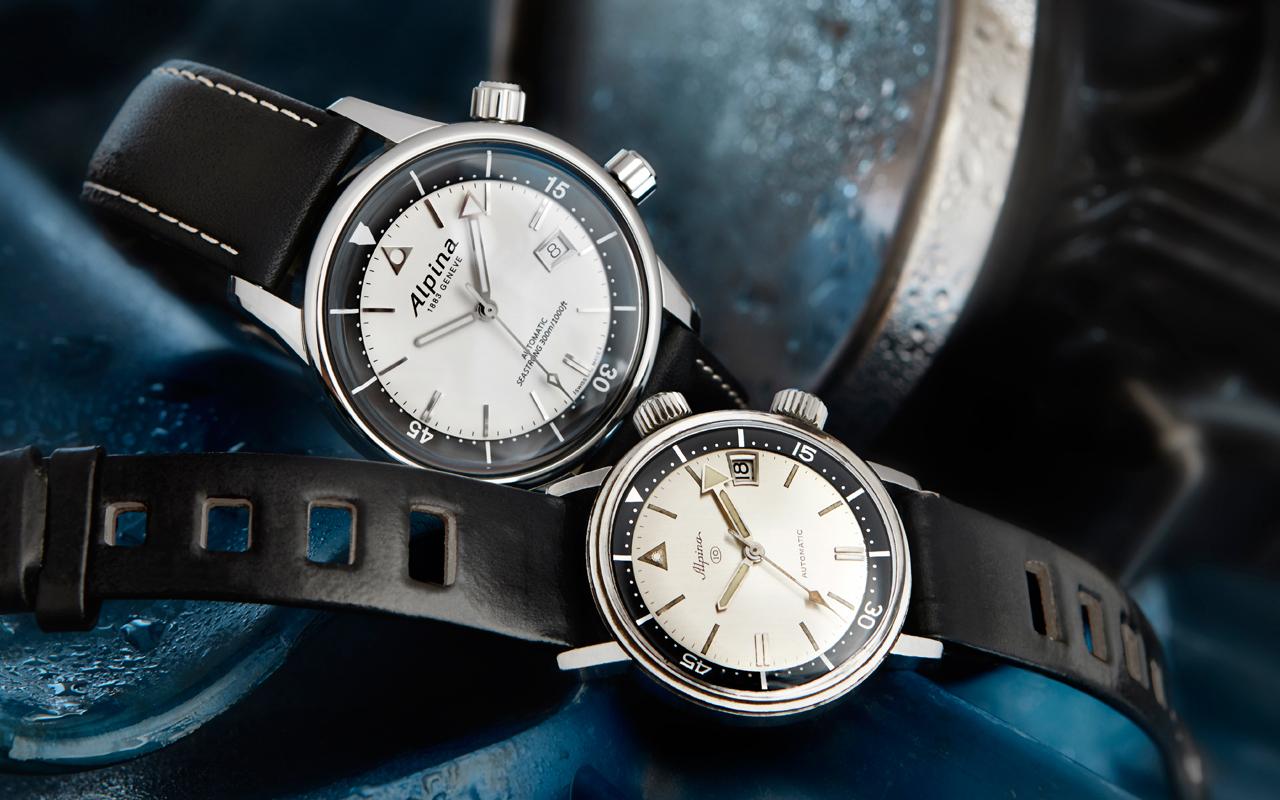 Seastrong Diver Heritage, emerge el legado Alpina