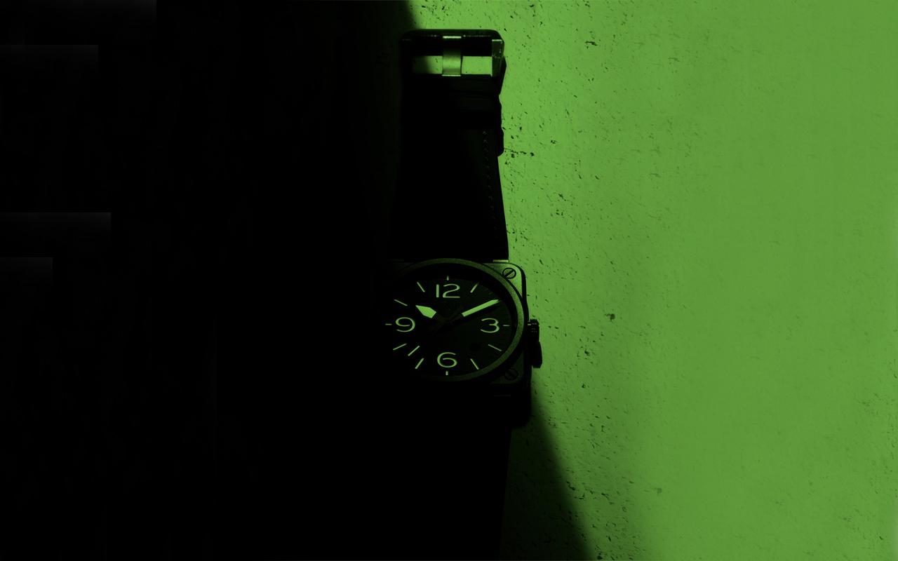 BR 03-92 Horolum, la luminiscencia poderosa de Bell & Ross