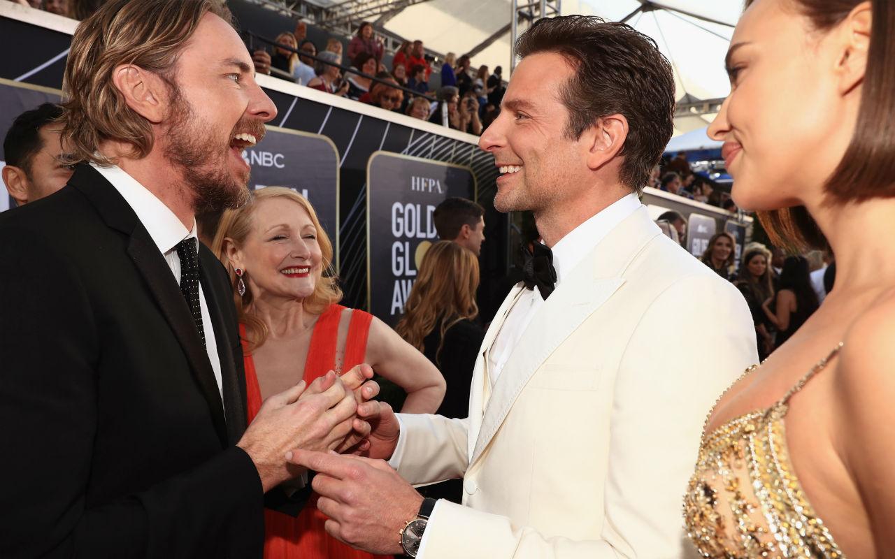 Bradley Cooper luce IWC en los Golden Globes