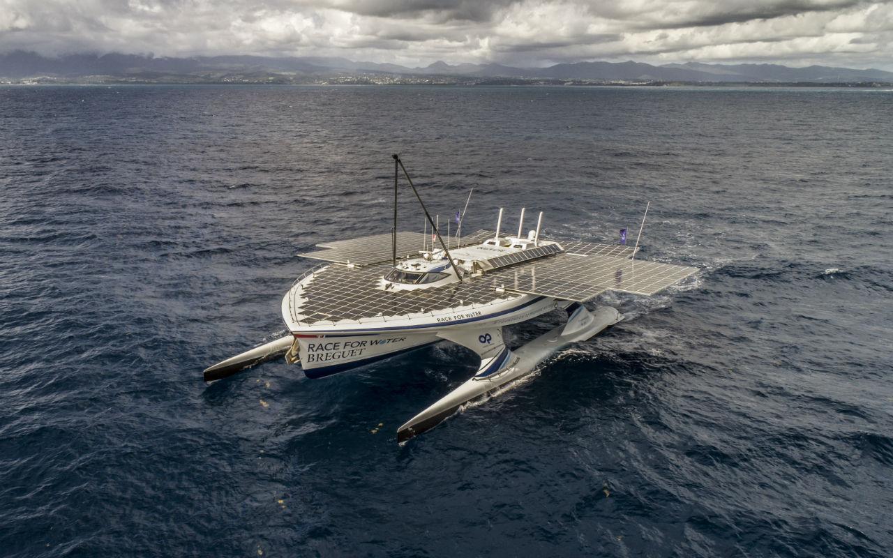 Breguet conmemora su herencia marítima
