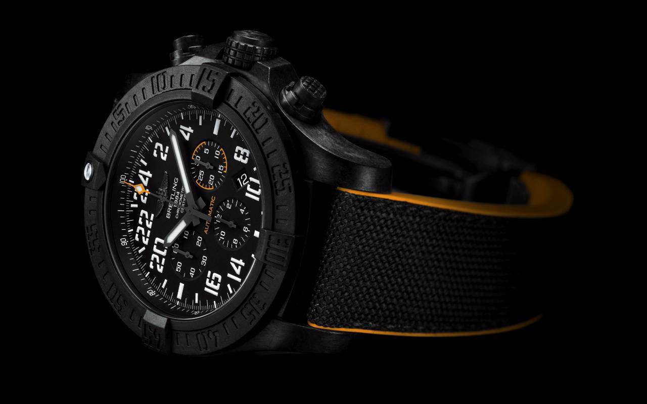 Breitling Avenger Hurricane, pensado para la acción