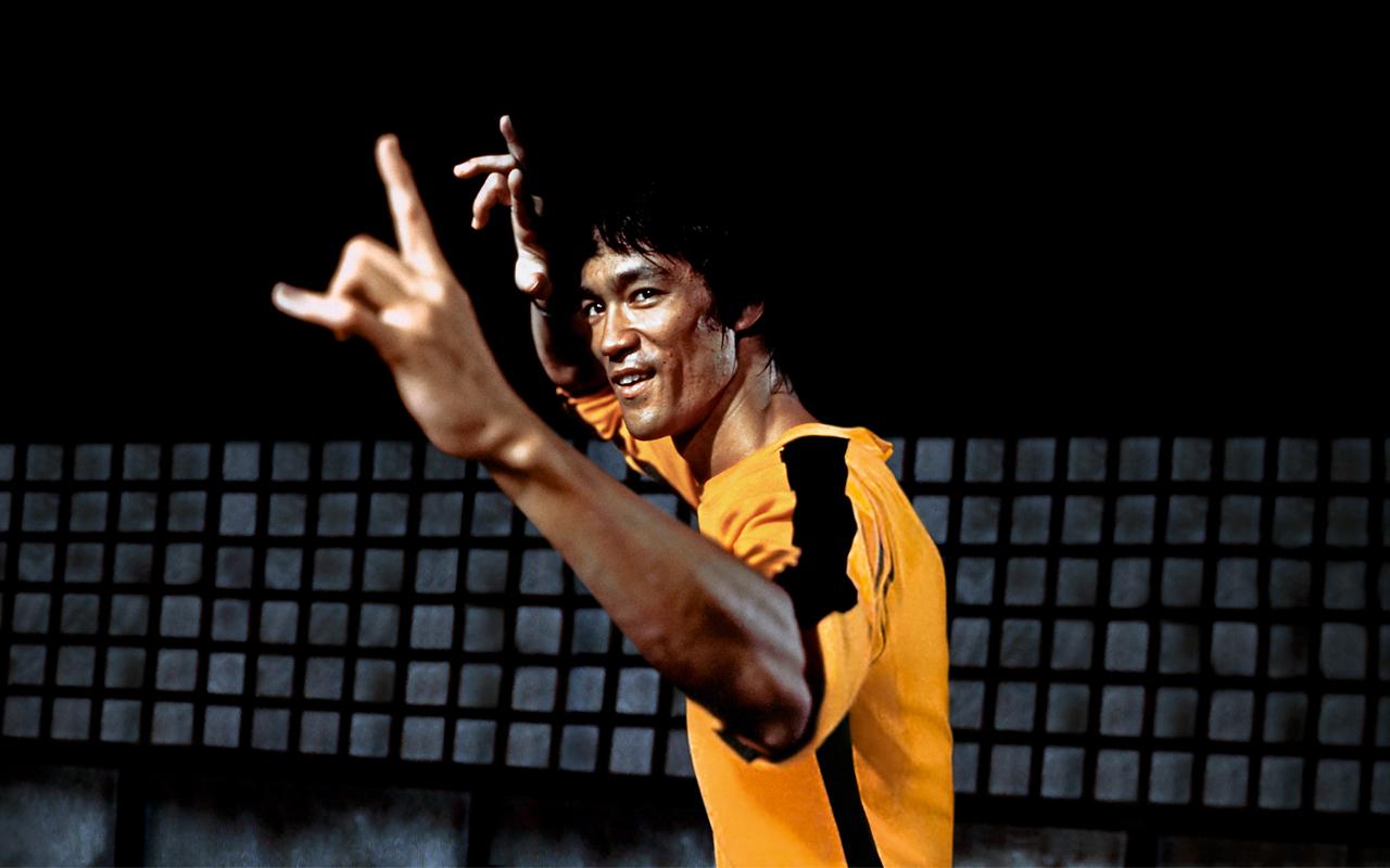 Bruce Lee con Hublot en el Palacio de Hierro Polanco