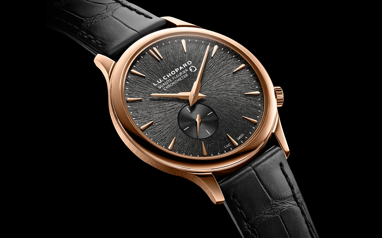 Chopard L.U.C XPS Twist QF Fairmined, lujo sostenible