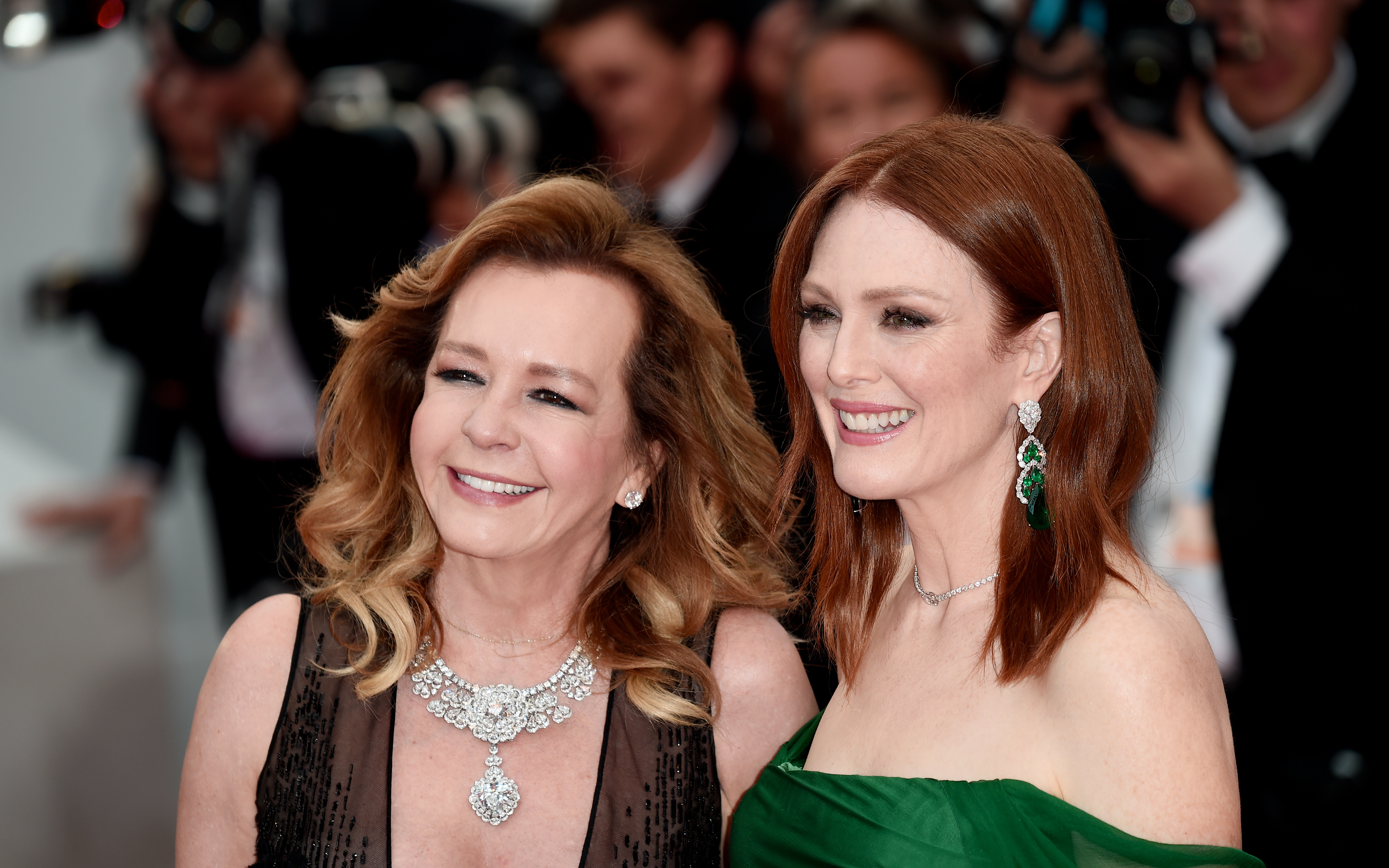 Chopard desfila en Cannes