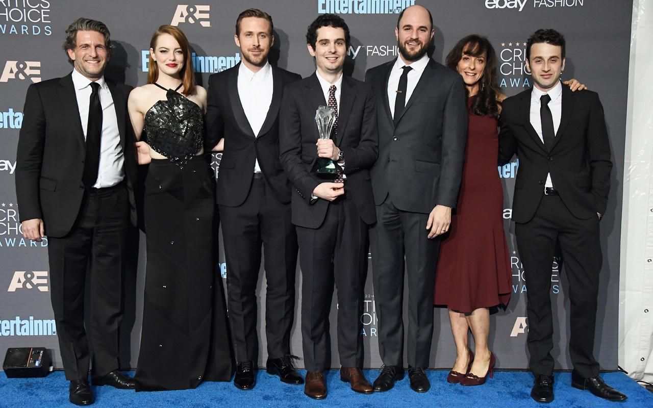 Damien Chazelle, premio de cine con Jaeger-LeCoultre