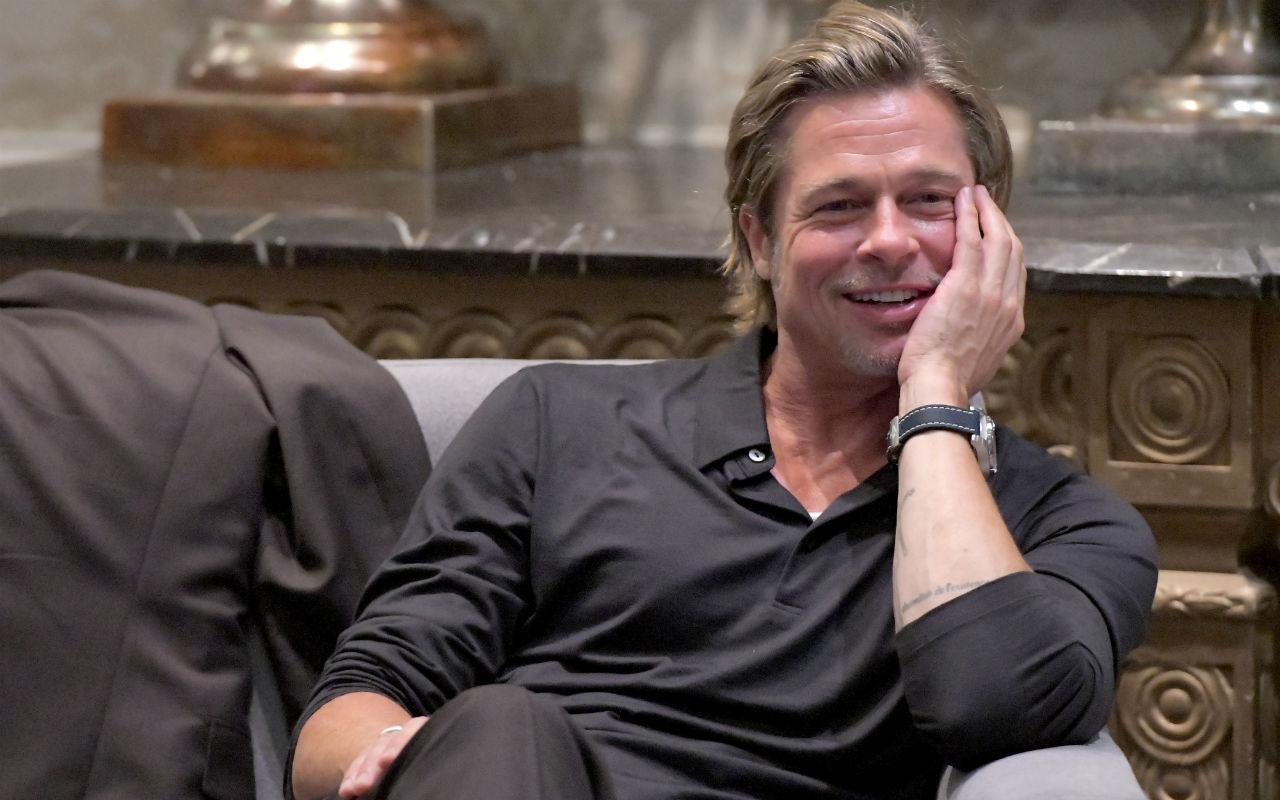 Brad Pitt acude a la Breitling Summit