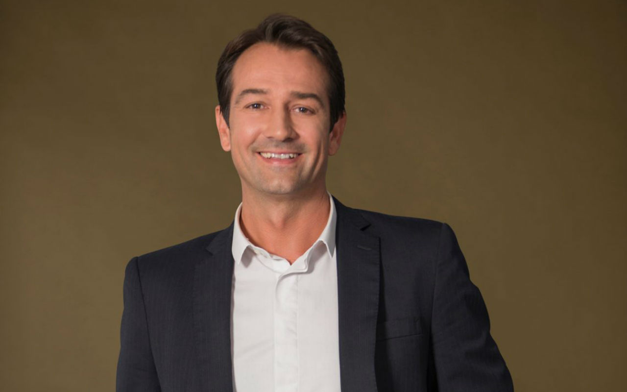David Chaumet, nuevo CEO de Baume & Mercier
