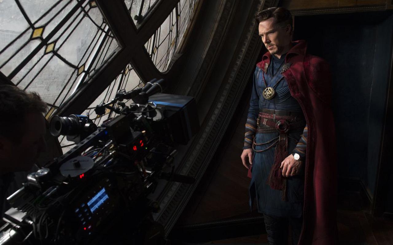 Jaeger-LeCoultre, en el cine con 'Doctor Strange'