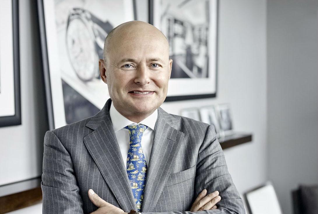 Georges Kern, nuevo CEO de Breitling
