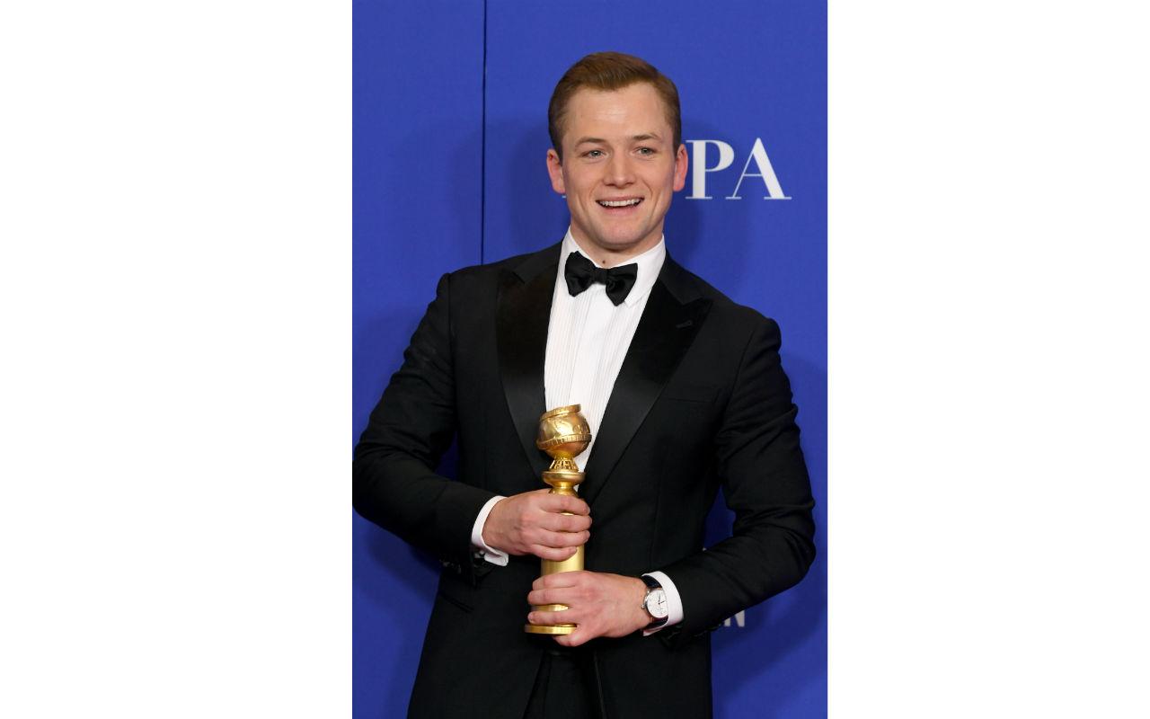 Montblanc brilla en los Golden Globes