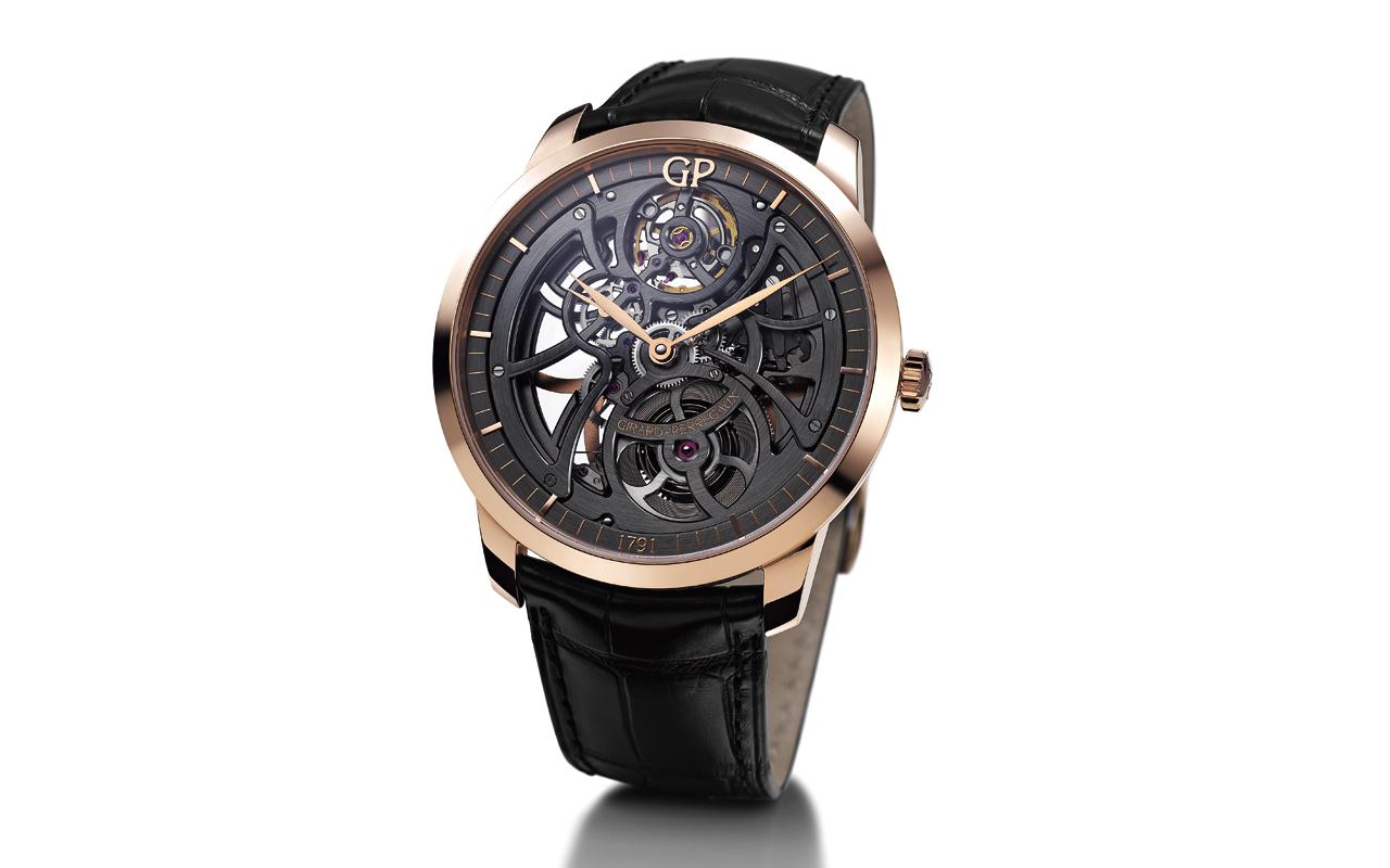 Girard-Perregaux revela la mecánica del tiempo