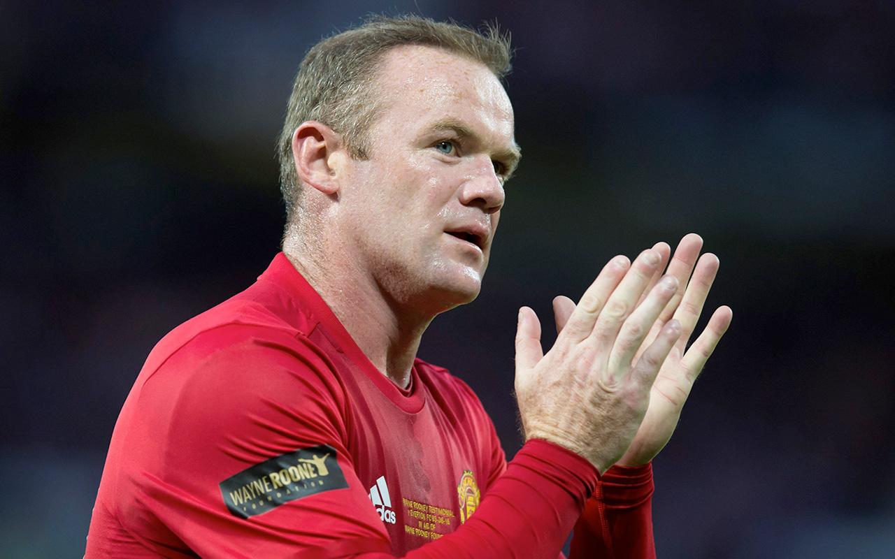Hublot, en la cancha con Wayne Rooney