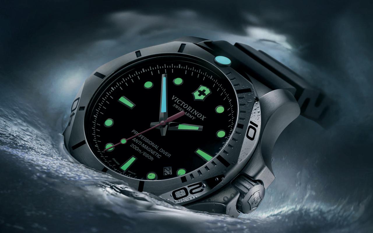 I.N.O.X. Professional Diver, desafío a la naturaleza