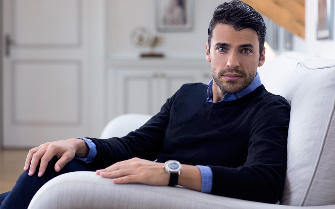 Jorge Viladoms da la nota con Jaeger-LeCoultre