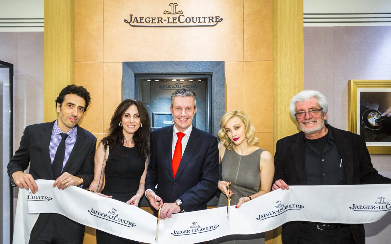 Jaeger-LeCoultre inaugura dos boutiques en Canadá