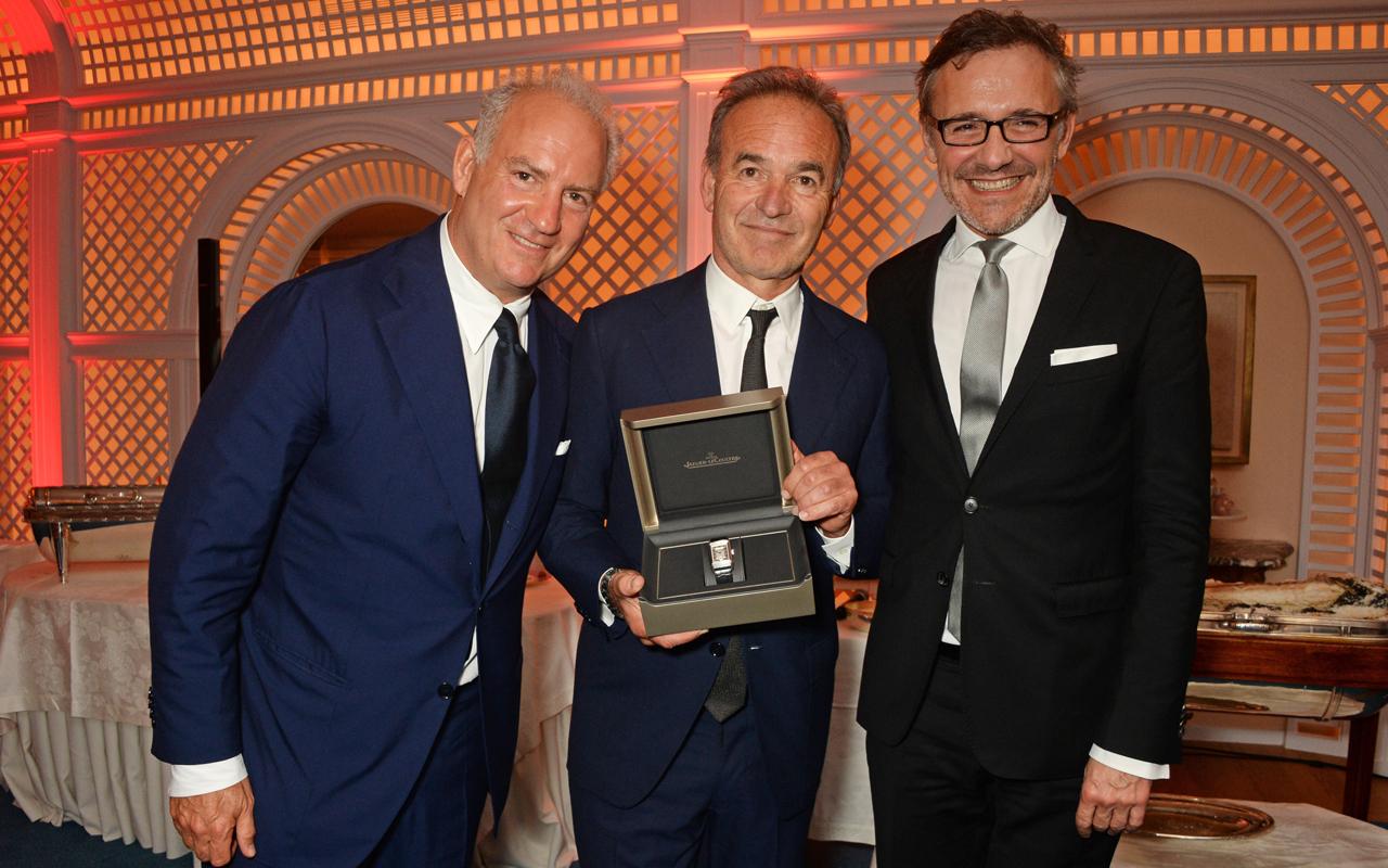 Jaeger-LeCoultre celebra a los cineastas en Cannes