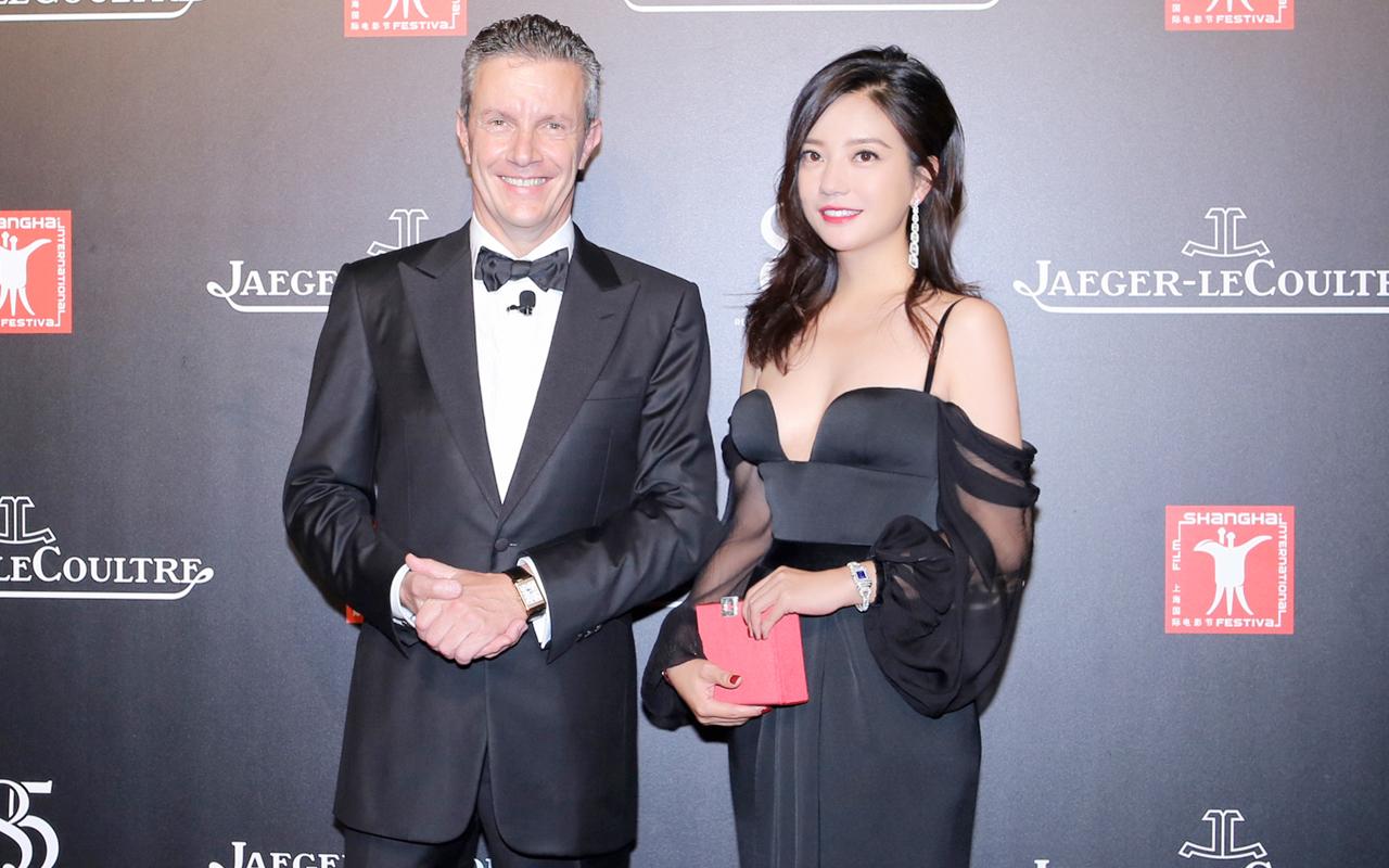 Jaeger-LeCoultre celebra el Shanghai International Film Festival