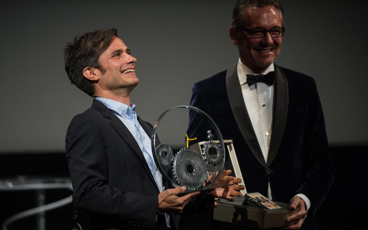 """Gael García Bernal, """"Premio Jaeger-LeCoultre al Cine Latino"""""""