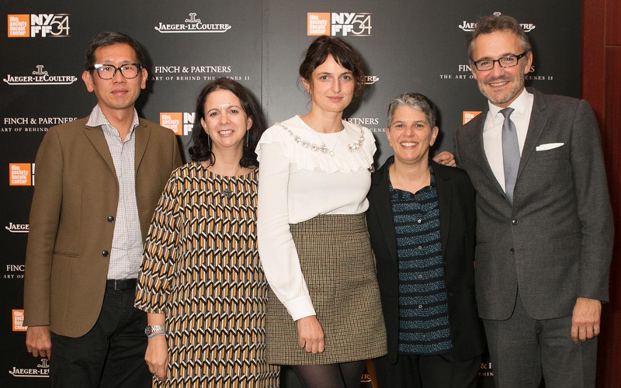 Jaeger-LeCoultre se viste de gala en el New York Film Festival