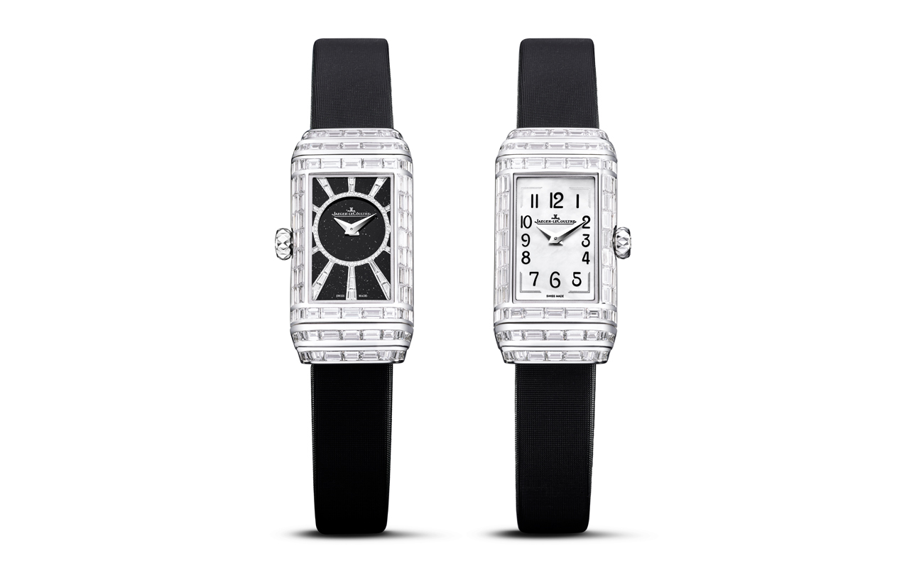 Jaeger-LeCoultre Reverso One High Jewelry, belleza estelar