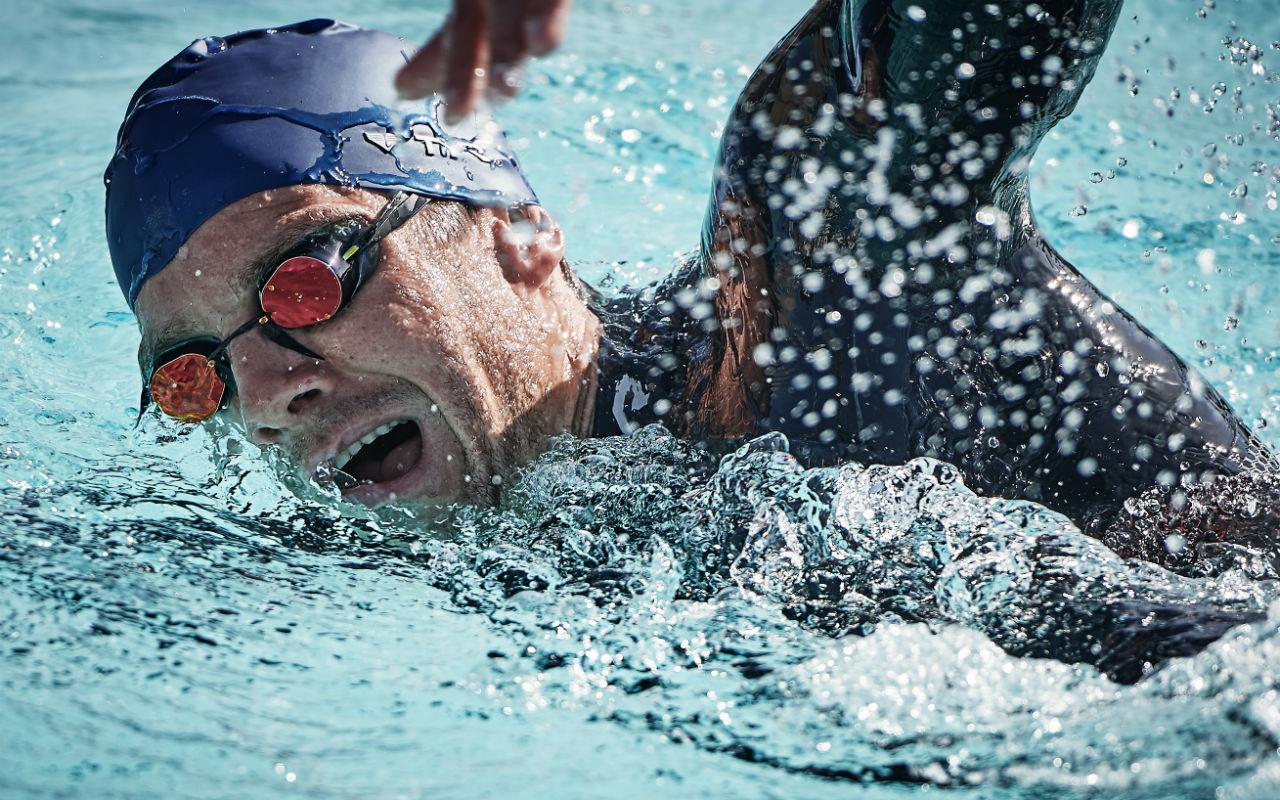 Breitling presenta a su Triathlon Squad