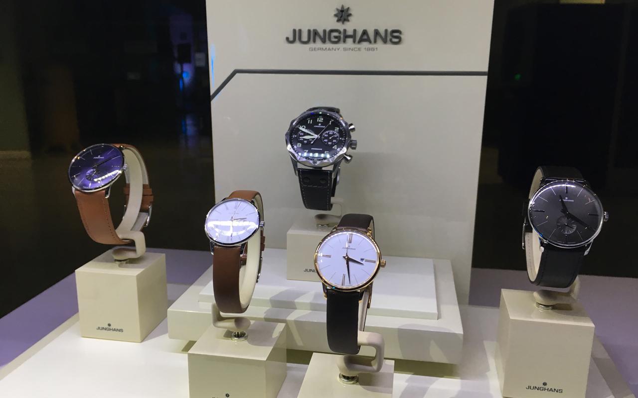 Junghans llega a México