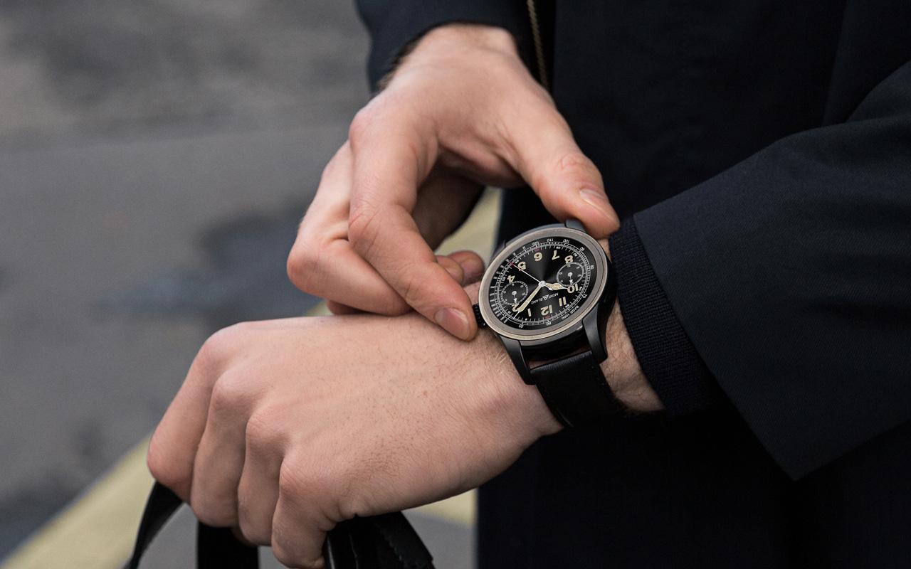 Montblanc Summit, un smartwatch de alta gama