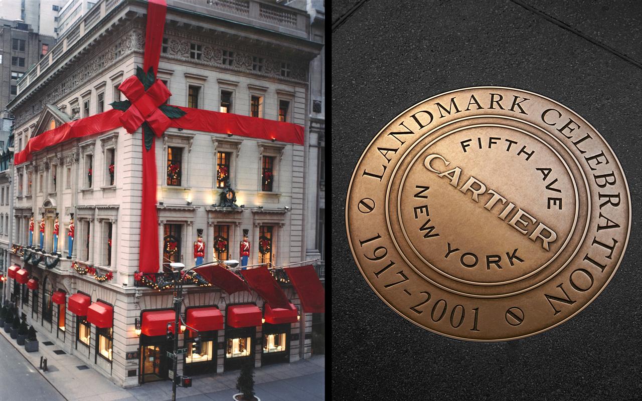 La Mansión Cartier reabre sus puertas en Nueva York