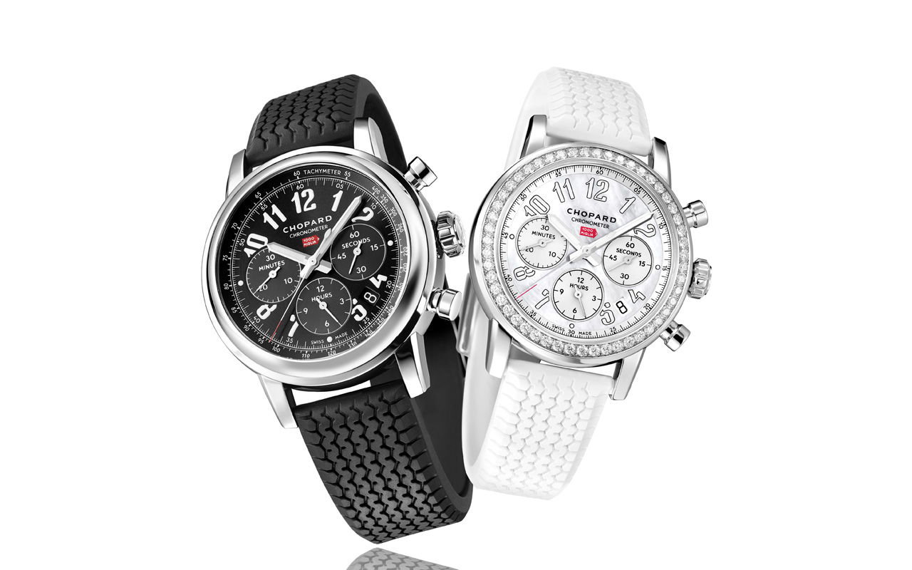 Chopard Mille Miglia Classic Chronograph, dúo racing