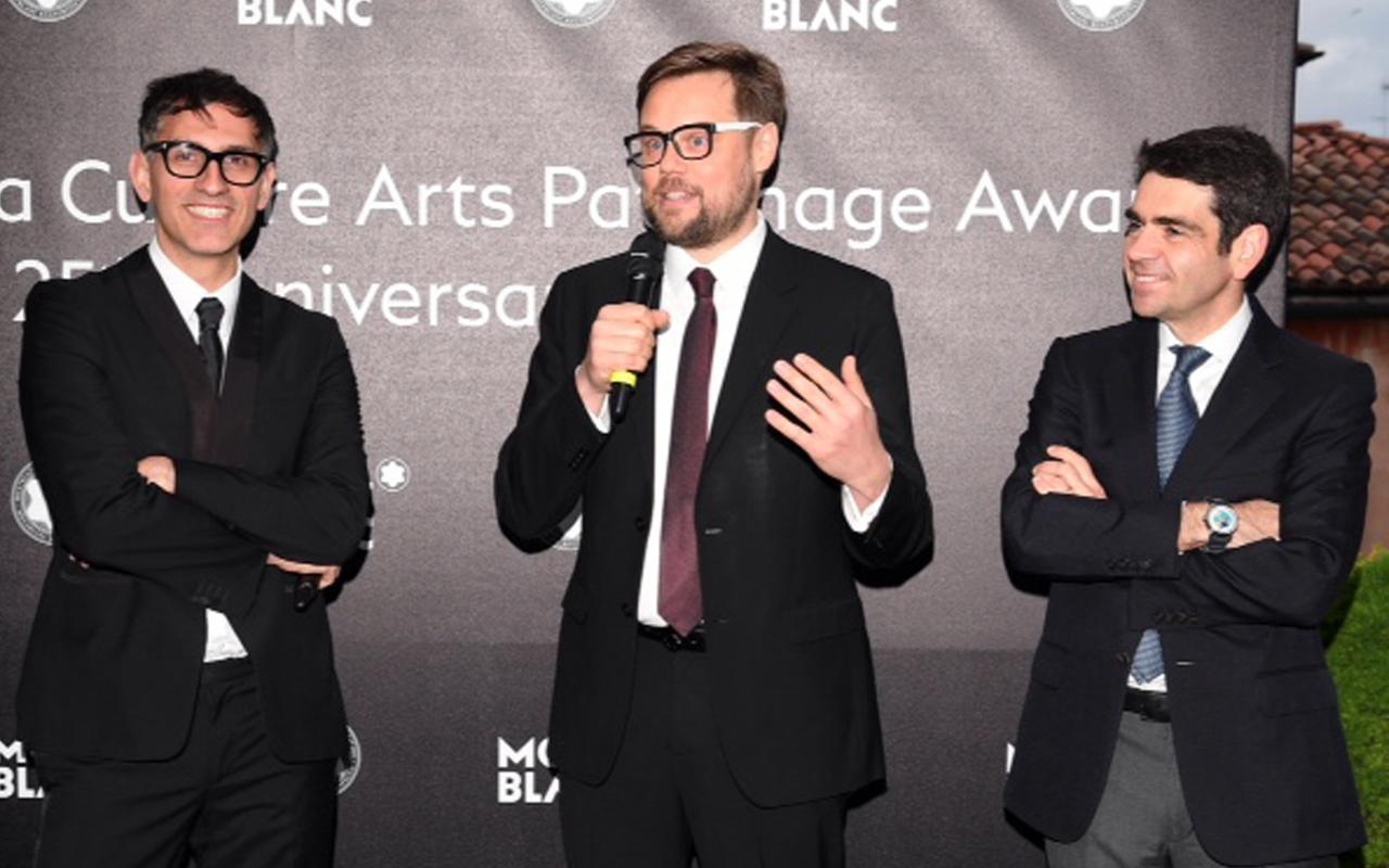 Montblanc Culture Arts Patronage Award cumple 25 años