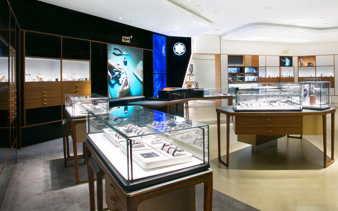 Montblanc inaugura boutique en Kuala Lumpur