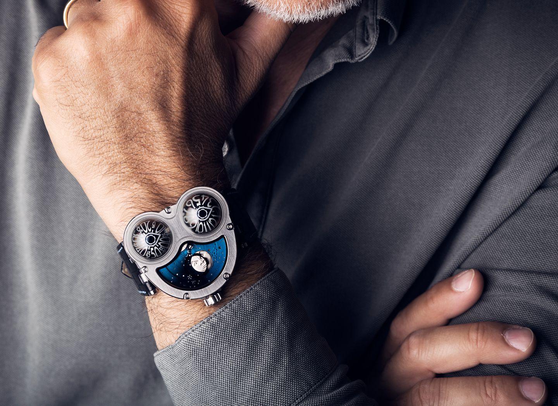 MB&F ingresa al mercado de relojes 'pre-owned' certificados