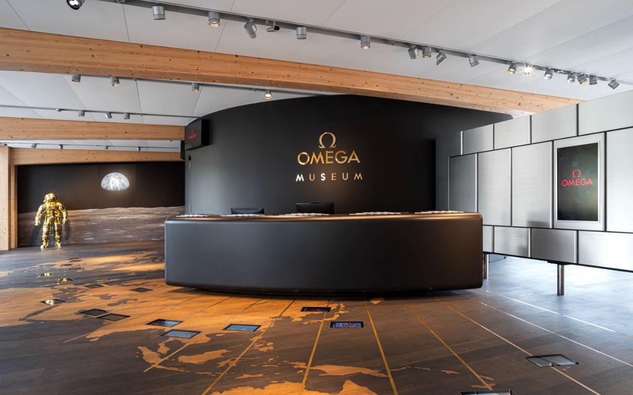 Omega abre nuevo museo