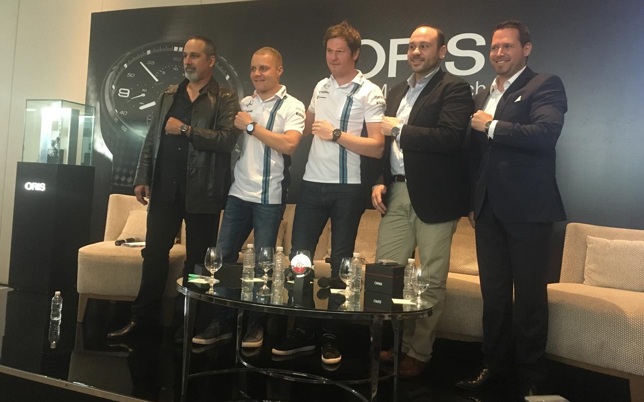 Nuevo Oris Williams Valtteri Bottas Limited Edition