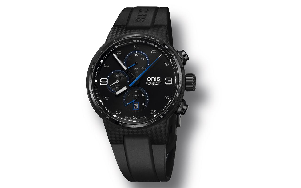 Oris Williams Chronograph Carbon Fibre Extreme, con tecnología F1