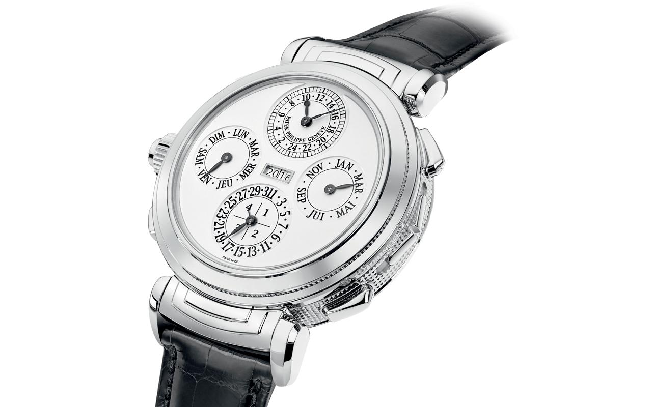 a1bdae49a03 Una imagen rediseñada. Y el primer reloj de pulsera con gran sonería en la  historia de la manufactura que pasa a la colección general. No por ello la  Ref.