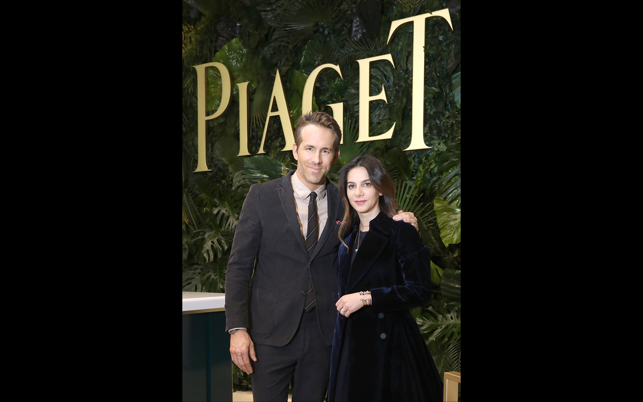 Piaget revela su campaña 'Sunny Side of Life'
