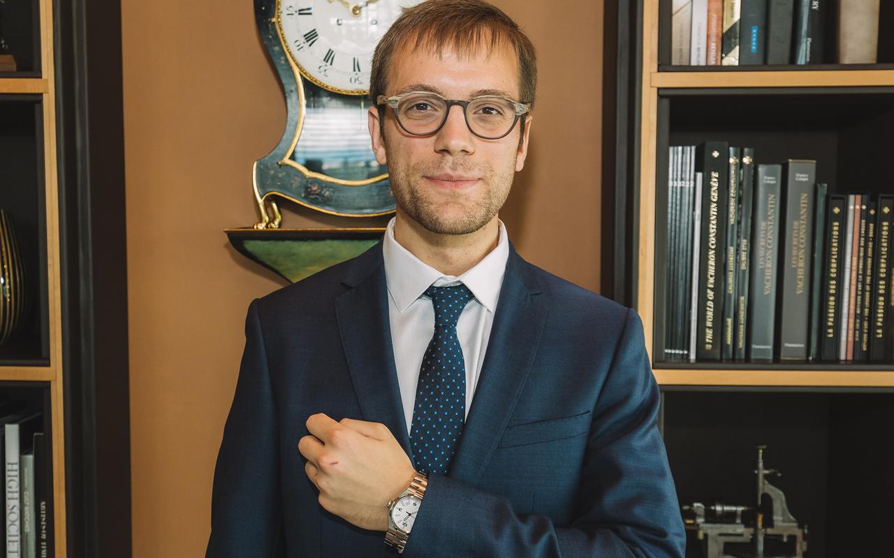 Vacheron Constantin premia la investigación científica