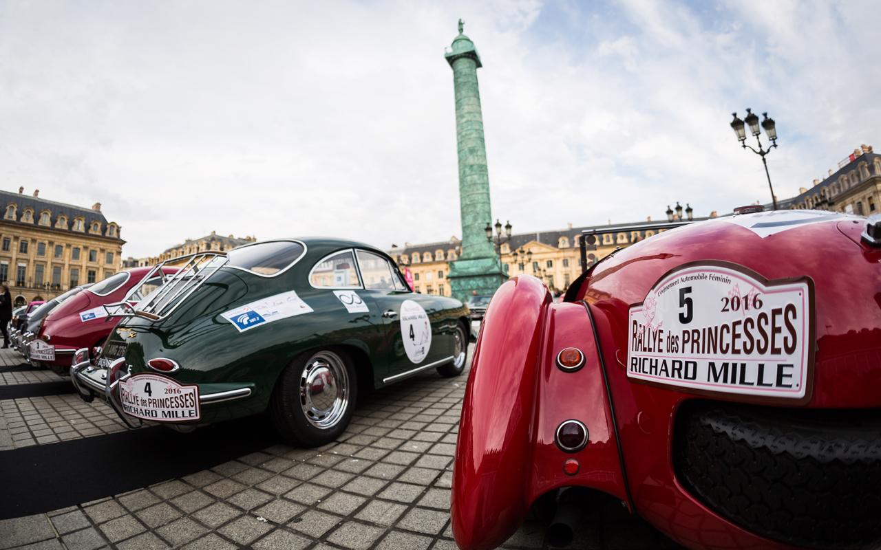 Richard Mille encabezó el Rallye des Princesses