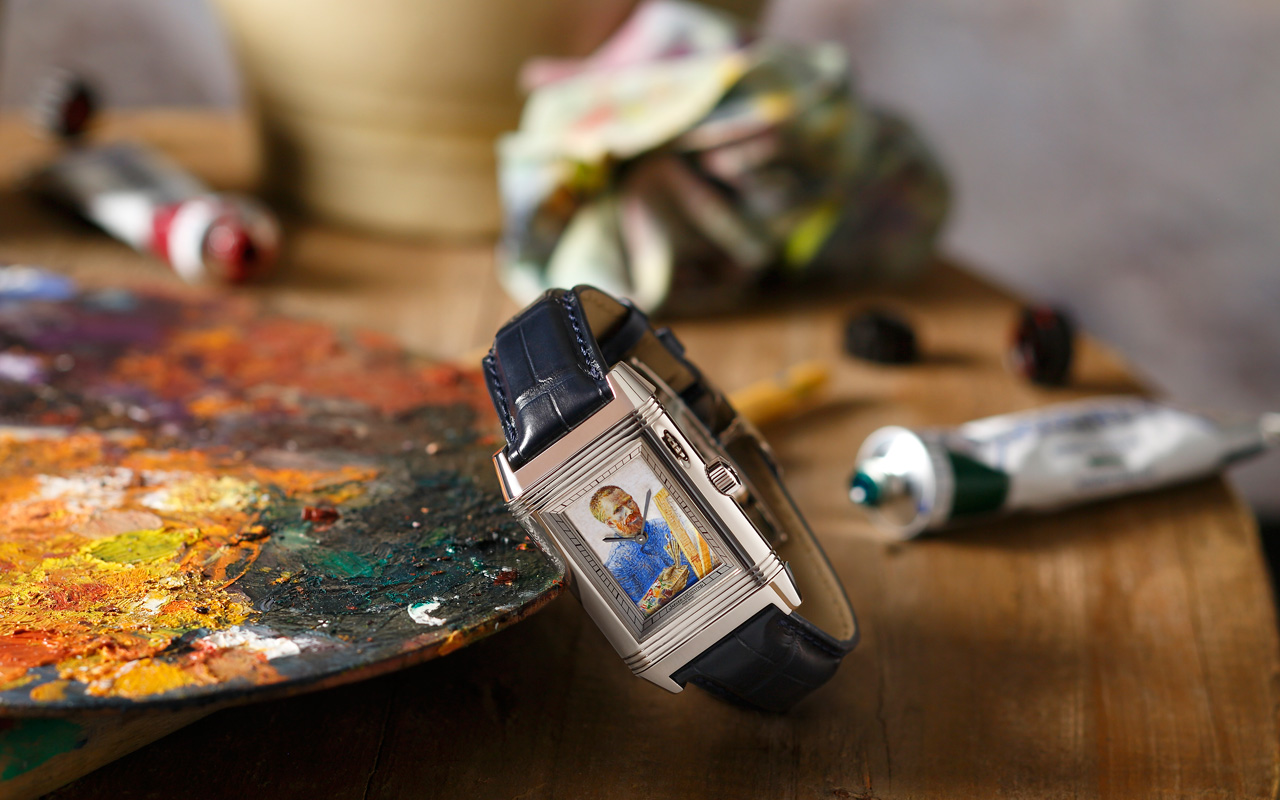 Van Gogh de 'Reverso'