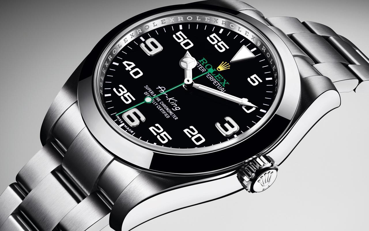 Cinco audaces relojes pilot