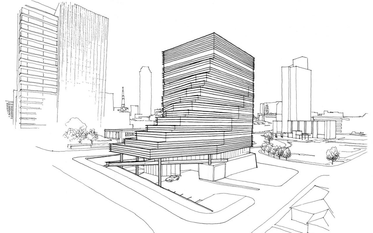 Rolex con la arquitectura en la Bienal de Venecia